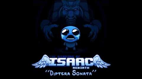 Binding of Isaac Rebirth Diptera Sonata