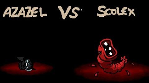 The Binding of Isaac - All Bosses - Scolex Айзек - Все Боссы - Сколекс