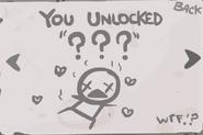 Unlock The triple question