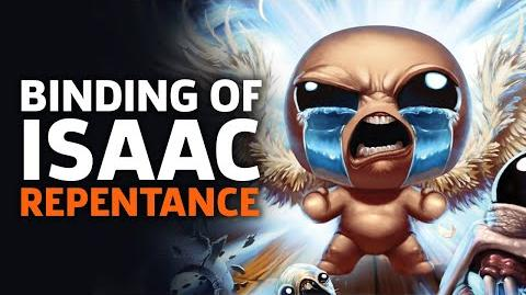 The Binding Of Isaac Repentance - 13 Minutes Of Off-Screen Gameplay PAX West 2018-0