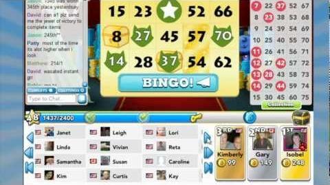 Bingo Blitz Trailer
