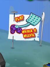 Game Ol' Weevil