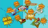 Old bin map 3