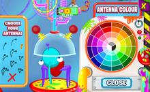Antenna-change