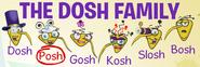 Families dosh posh
