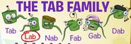 Families tab lab