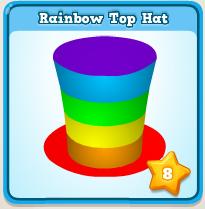 Rainbow Top Lorikeet