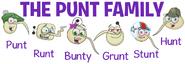 Punt Family