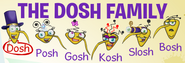Families dosh dosh