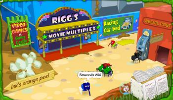 Riggs Movie Multiplex