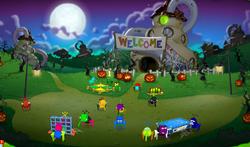 Nest Street Halloween
