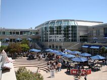 Price Center, UCSD