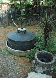 Biogas plant Kerala