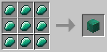 RecipeBlockMalachite
