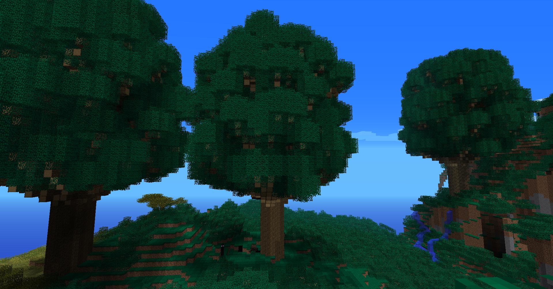 Sacred Oak Biomes O Plenty Wiki Fandom Powered By Wikia