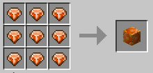 RecipeBlockTopaz