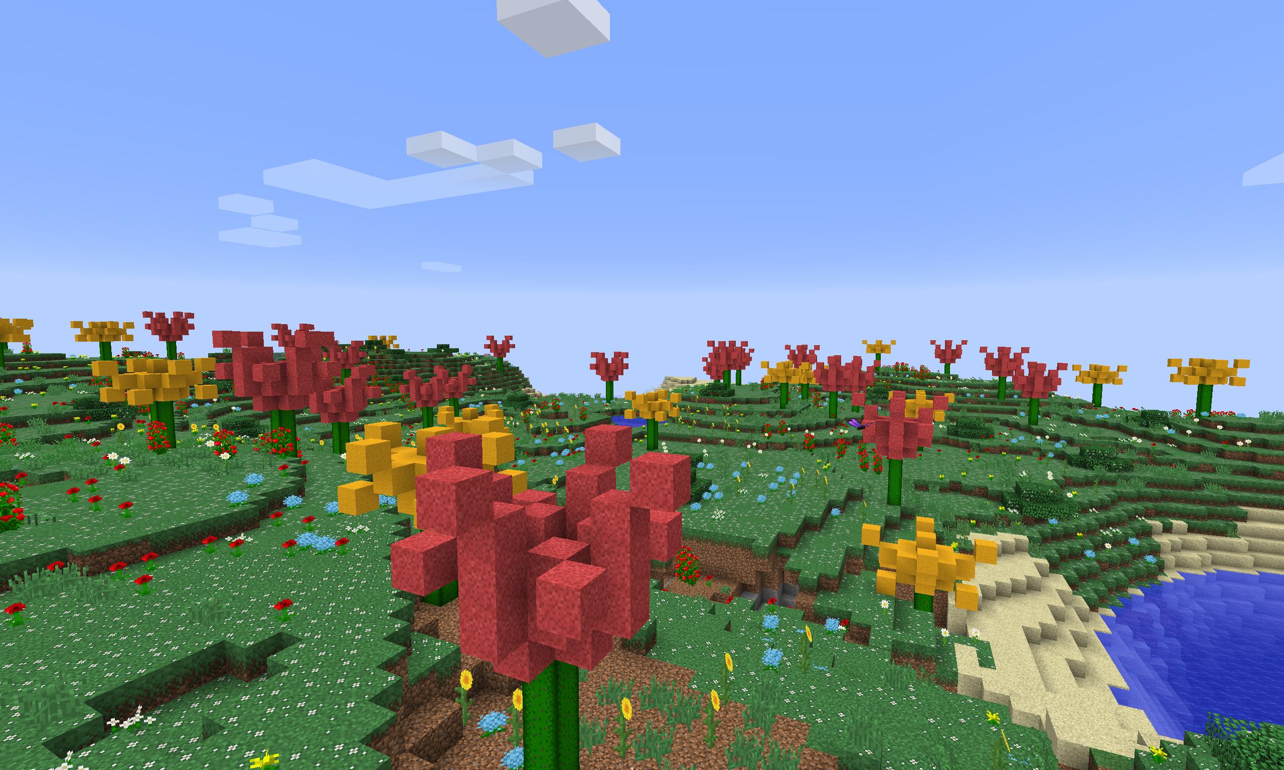 Flower Island Biomes O Plenty Wiki Fandom