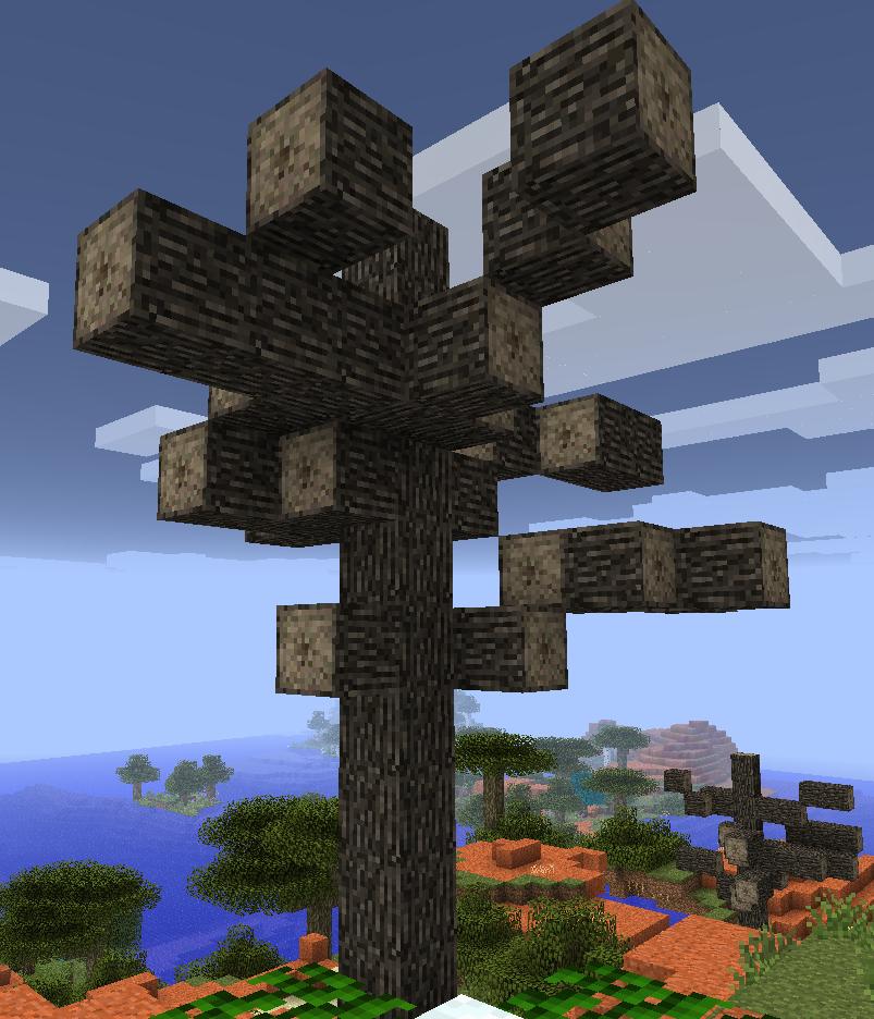 Dead Tree | Biomes O' Plenty Wiki | FANDOM powered by Wikia