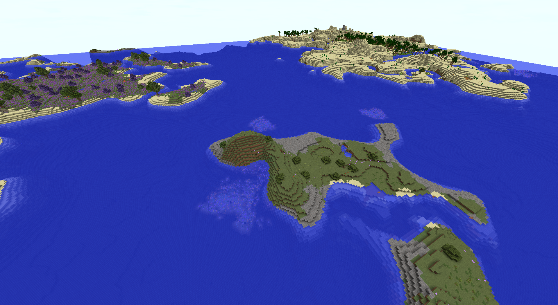 minecraft pro hosting how to add biomes o plenty