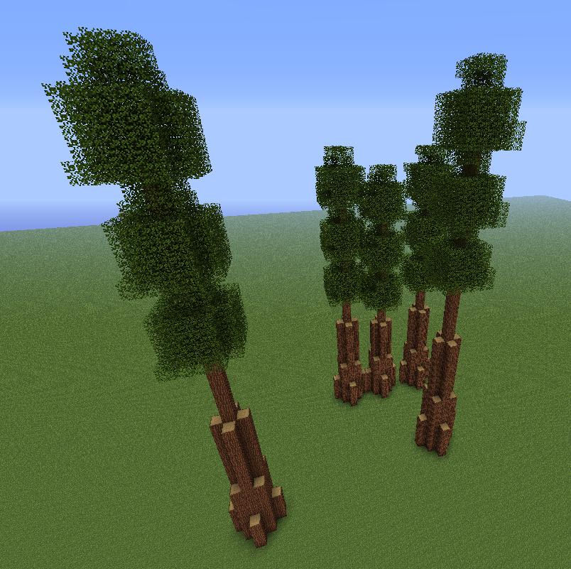 Redwood Tree Biomes O Plenty Wiki Fandom Powered By Wikia
