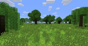 Overgrown Greens