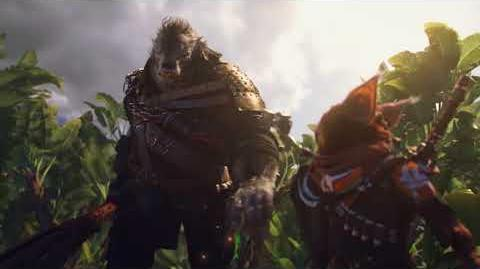 Biomutant - Cinematic Trailer