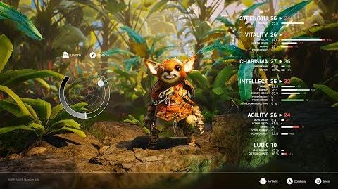 BIOMUTANT - 16 Minutes of NEW Gameplay Gamescom 2018 (1080p)