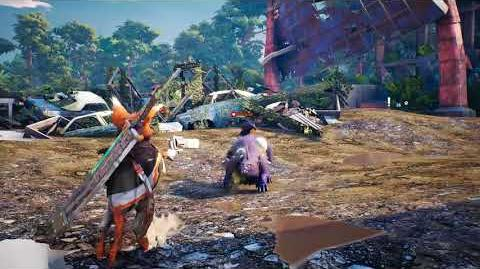 Biomutant - Gamescom 2017 Gameplay Sizzle