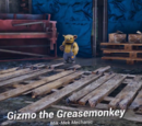 Gismo the Greasemonkey