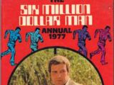 The Six Million Dollar Man Annual 1977