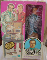 Oscar Goldman (Doll)