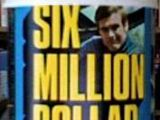 Six Million Dollar Man jigsaw puzzles