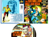 The Six Million Dollar Man (records)