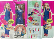 Jaime sommers actionfigure 2