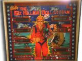 The Six Million Dollar Man pinball machine