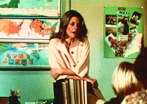 Bionic Woman Opening Sequence - Jaime as a Teacher