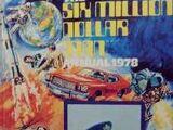 The Six Million Dollar Man Annual 1978