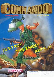 Commando flyer