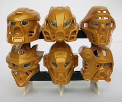 Toa Masks