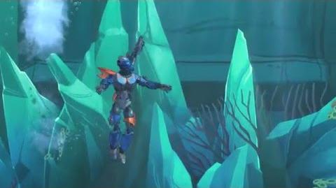 GALI, UNITER OF WATER - LEGO BIONICLE-0