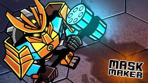Ekimu Mask Maker - LEGO Bionicle - Character Spot