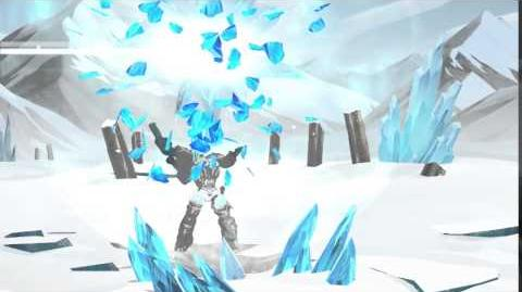 KOPAKA, UNITER OF ICE - LEGO BIONICLE