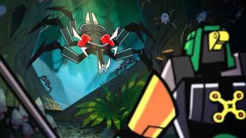 BIONICLE 2015 - LEWA Master of Jungle