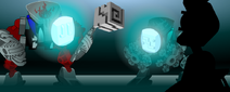 Animation Bohrok-Kal Activate Nuva Cube
