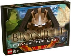 Máscara de la Luz Juego