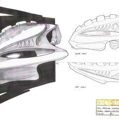 Hordika Nokama concept 3 (by Dave Max)