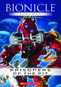 Bionicle leyendas 7