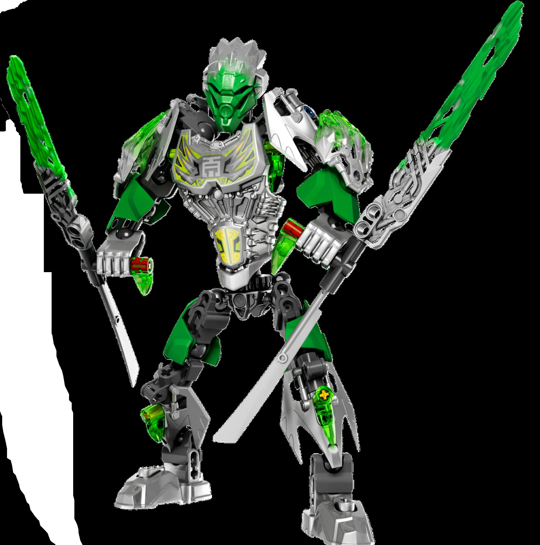 carattere dei bionicle