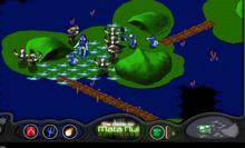 La Batalla de Mata Nui Nivel 3