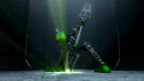 Bionicle Rahkshi Promo Animation